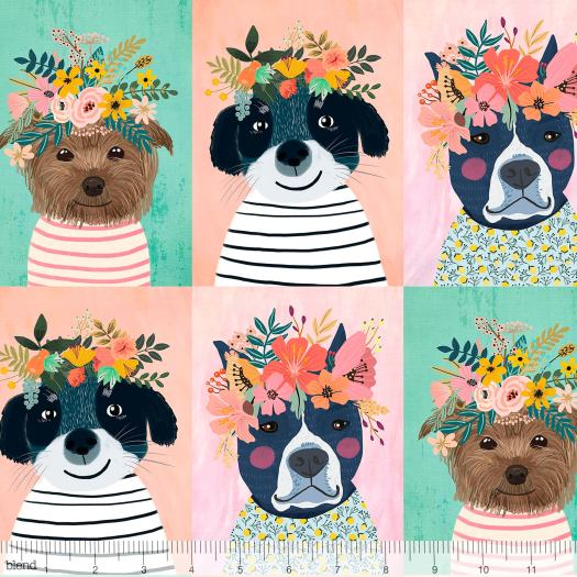 dog panels