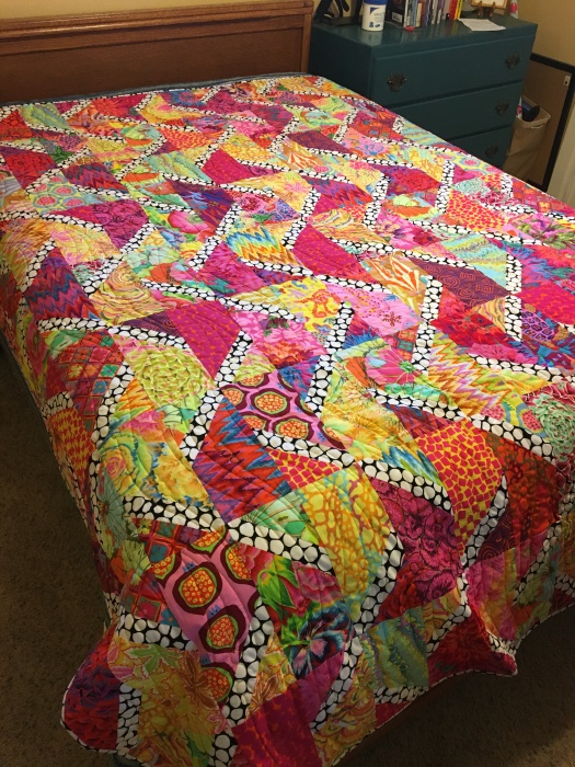 aaa quilt from left